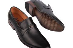 Giày da mọi nam Gabi với thiết kế có mắc cài, sang trọng, lịch sự
