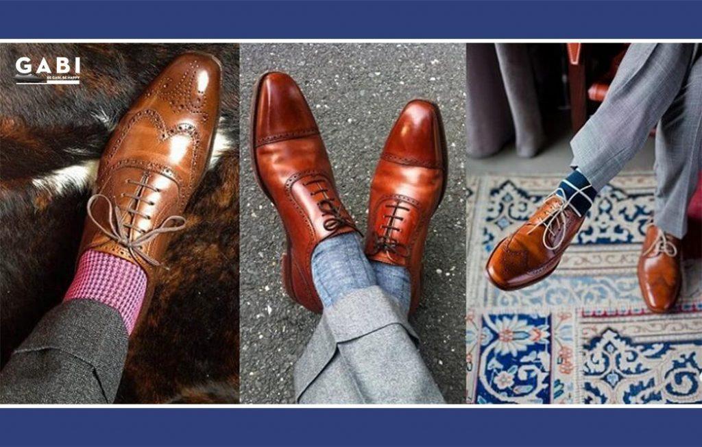 Giày Tây Oxford