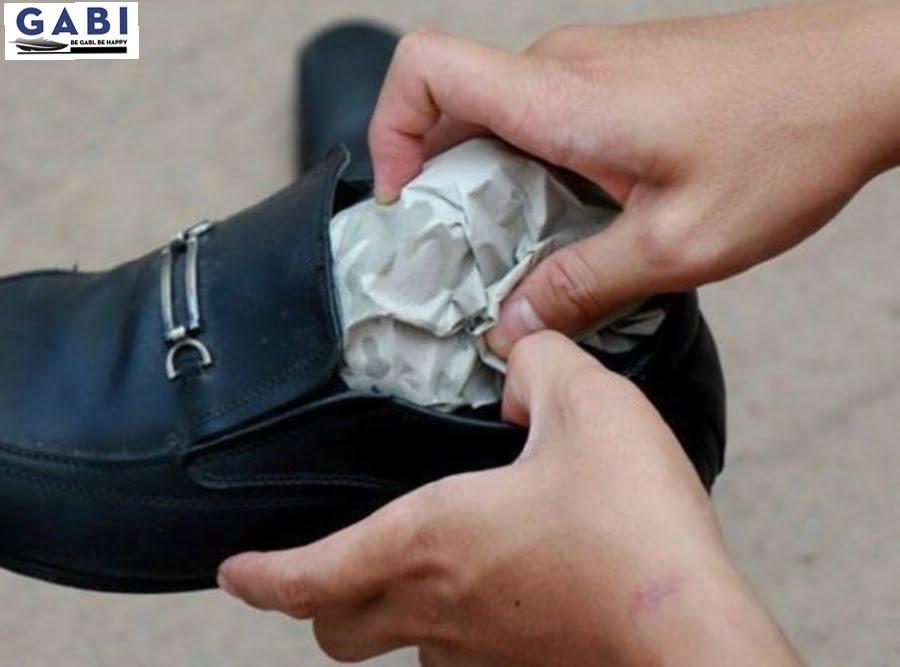 giày tây bóng