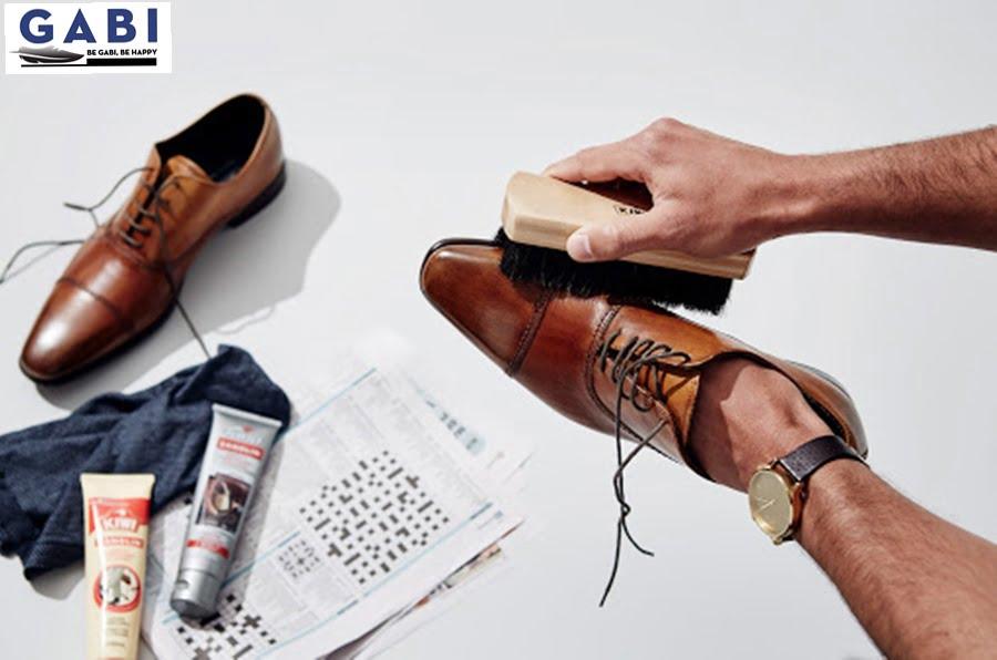 bảo quản giày