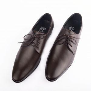 Giày tây nam văn phòng màu nâu GBVP15NAU