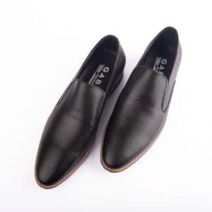 Giày tây công sở màu đen GBVP06DEN