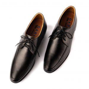 Giày tây nam công sở màu đen GBVP03-1