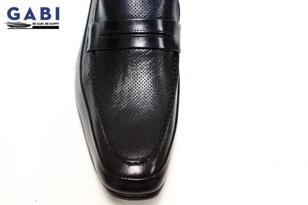 giày tây mũi vuông
